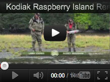 North to Alaska Raspberry Island - Episode 2