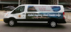 New Van and Kodiak Road Tours
